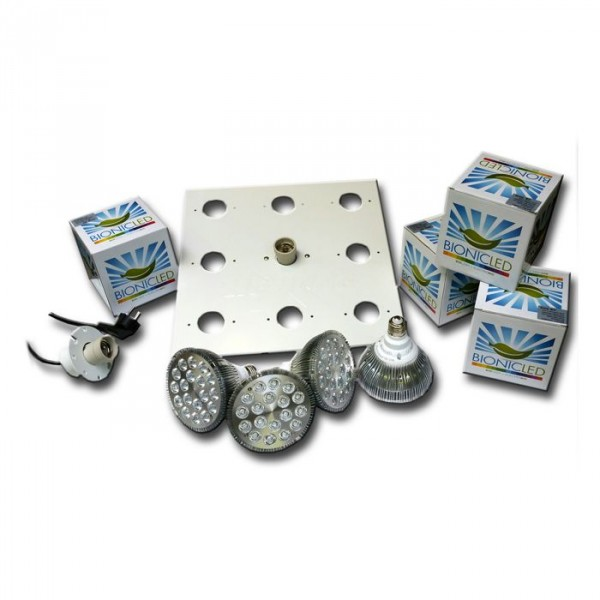 Pack Platine + 4 BionicSpot