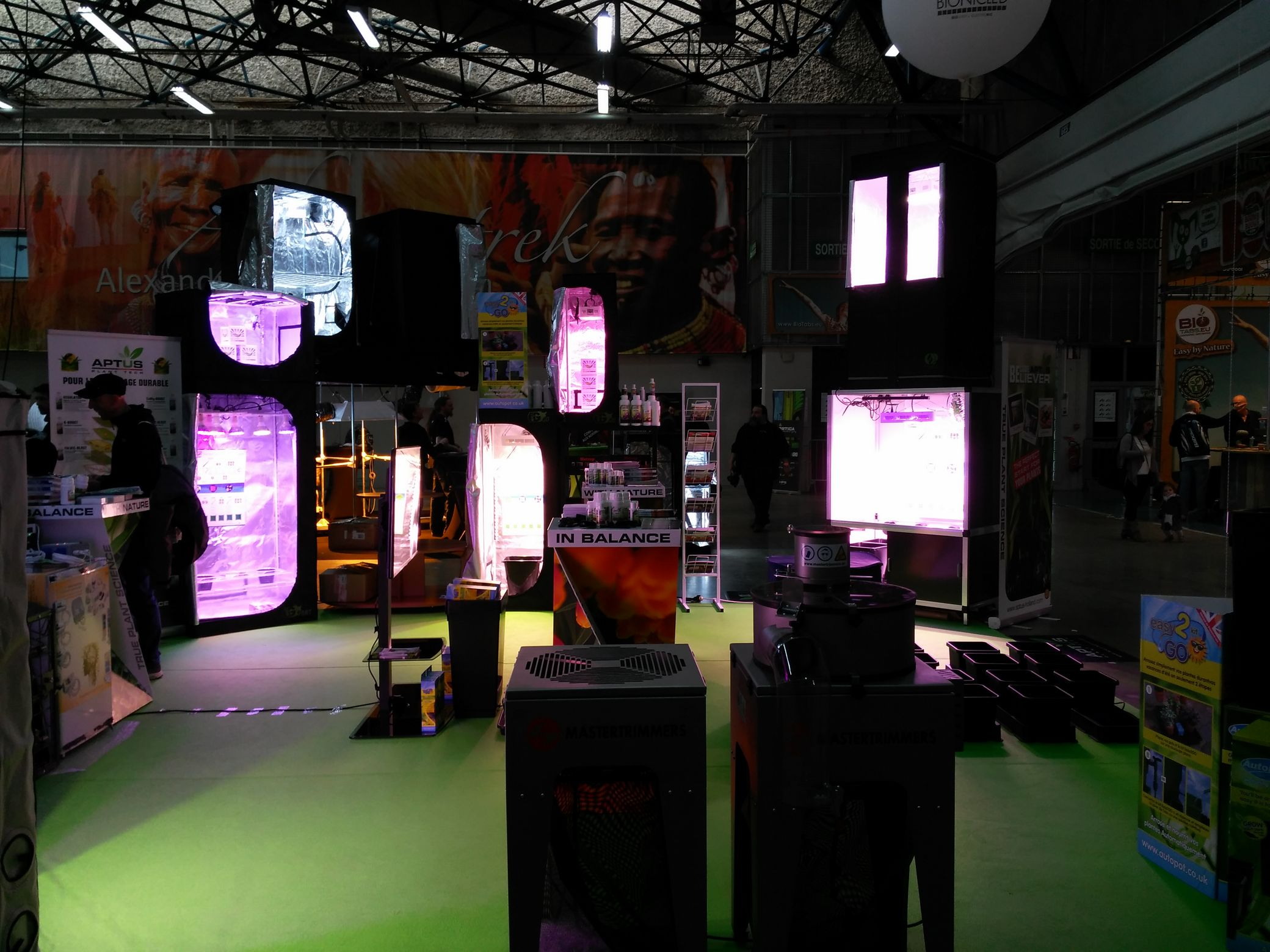 Technigrow lyon 2016 for Salon lyon 2016